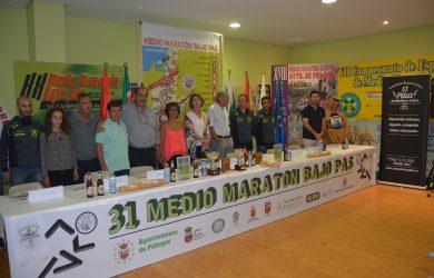 Presentación de la 31 Medio Maratón Bajo Pas